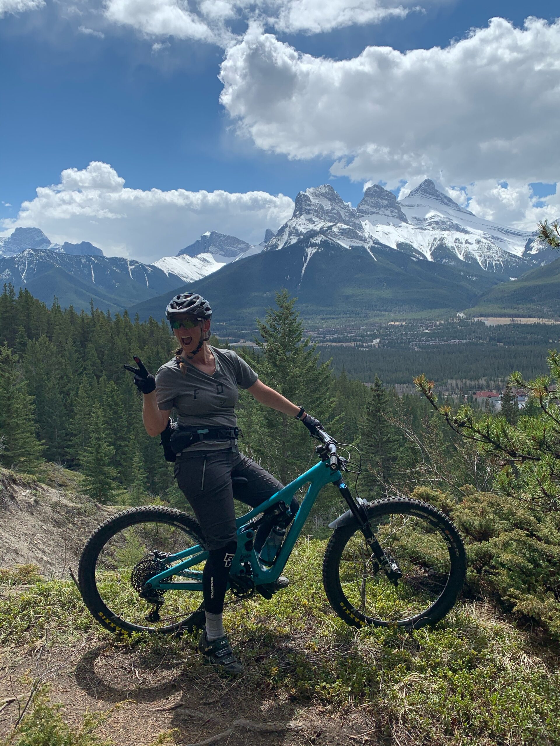 Danielle Leger – Canmore Instructor